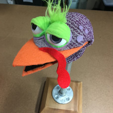 Turkey Puppet Project