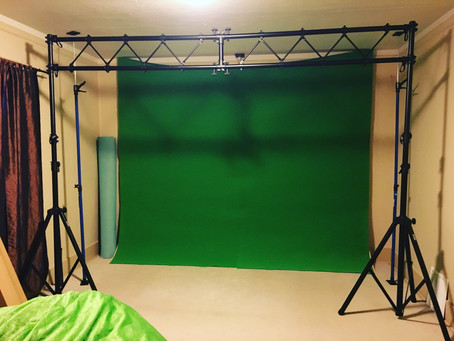 Green Screen Project / Part 2