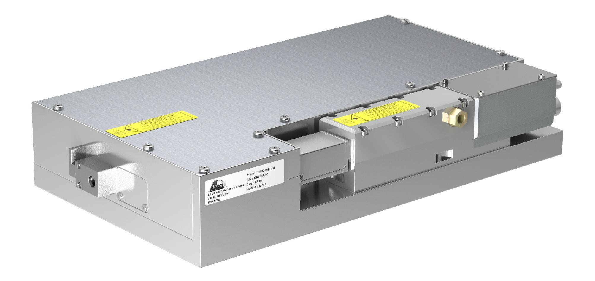 Pico-Second Laser