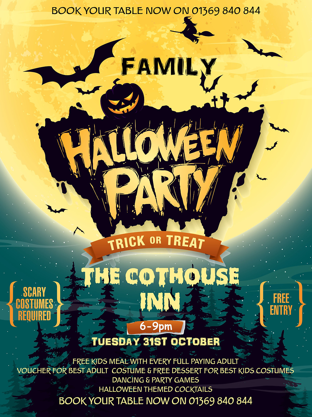 Halloween Party, Thinks to do in Dunoon, Hotels in Dunoon