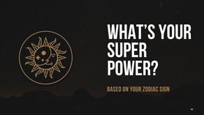 Sun Sign Super Powers