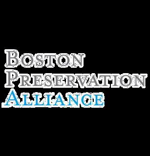 Greg Galer, Boston Preservation Alliance