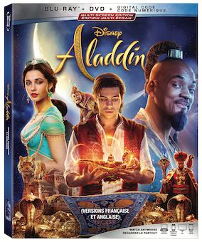 ALADDIN Blu-ray Release Set for September!