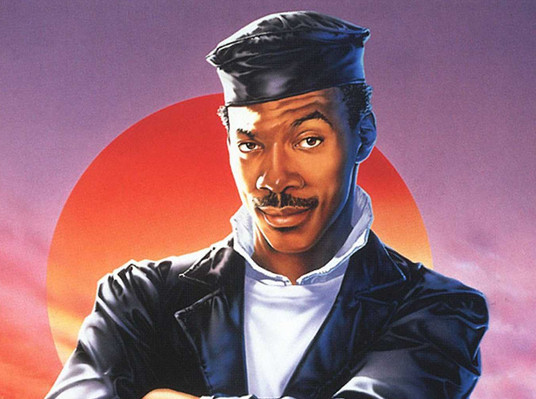 EDDIE MURPHY IS THE CHOSEN ONE IN 'THE GOLDEN CHILD', COMING THIS DECEMBER!