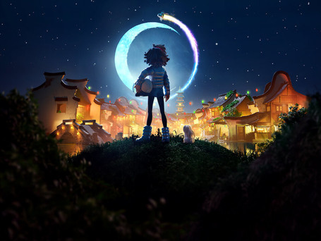 """NETFLIX'S 'OVER THE MOON"""" DEBUTS NEW TRAILER!"""