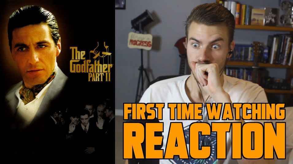 "1st Time Reaction ""THE GODFATHER PART 2"""