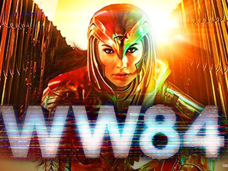 "DC FANDOM BRINGS US A NEW TRAILER FOR ""WONDER WOMAN 1984""!"