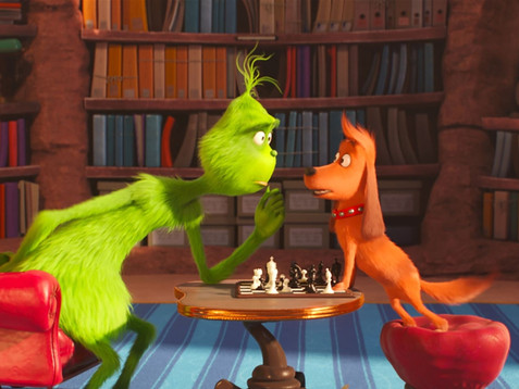 UNIVERSAL PICTURES HOME ENTERTAINMENT KICKS OFF THE NEW YEAR WITH ILLUMINATION'S THE GRINCH!