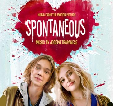 PARAMOUNT MUSIC RELEASES 'SPONTANEOUS SOUNDTRACK'!