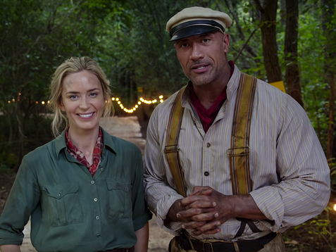 """DISNEY'S """"JUNGLE CRUISE"""" SET TO DEBUT IN THEATRES AND ON DISNEY+ WITH PREMIER ACCESS JULY 30!"""