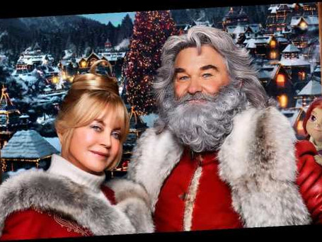 KURT RUSSELL AND GOLDIE HAWN BRINGS US TO THE NORTH POLE IN NETFLIX'S 'THE CHRISTMAS CHRONICLES 2'!
