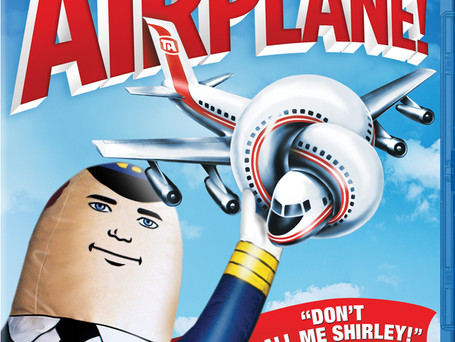 """CELEBRATE THE 40TH ANNIVERSARY WITH """"AIRPLANE!"""" ON BLU-RAY™"""