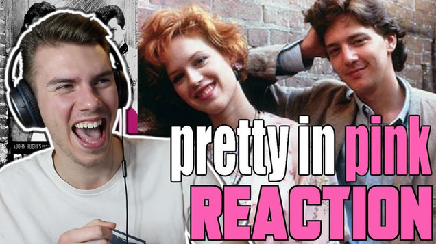 """First Time Reaction """"PRETTY IN PINK"""""""