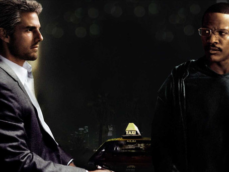 PARAMOUNT BRINGS 'COLLATERAL' TO  4K ULTRA HD DECEMBER 8!