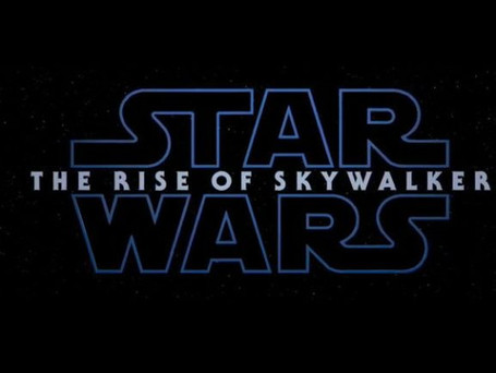 STAR WARS: EPISODE IX has a title and teaser trailer!