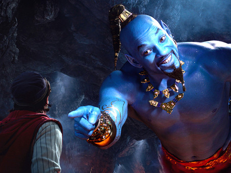 Check out the new trailer for ALADDIN!