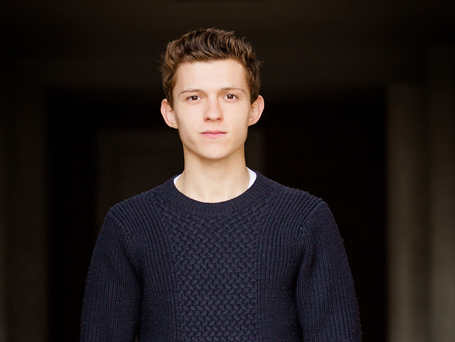 """Apple Orders """"The Crowded Room"""" Starring Tom Holland & Created by  Akiva Goldsman"""