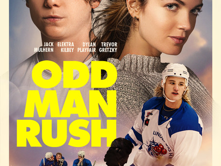 """PACIFIC NORTHWEST PICTURES PRESENTS THE CANADIAN TRAILER LAUNCH OF """"ODD MAN RUSH"""""""