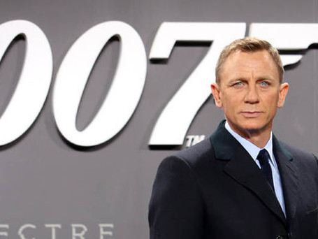 Finally Bond is coming back to the big screen.