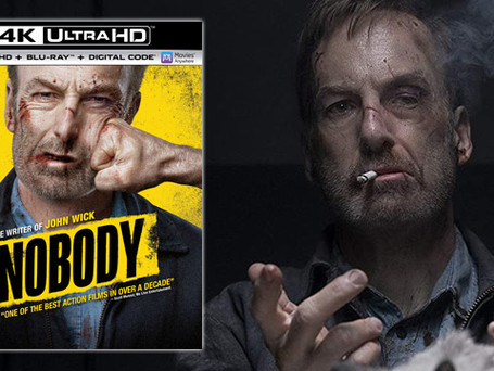 """""""NOBODY"""" COMES TO 4K UHD, BLU-RAY™ & DVD JUNE 22, 2021 FROM UNIVERSAL PICTURES HOME ENTERTAINMENT!"""