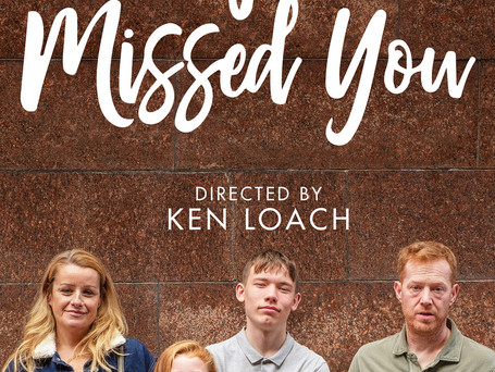 """PACIFIC NORTHWEST PICTURES  ANNOUNCES THE HOME ENTERTAINMENT RELEASE OF """"SORRY WE MISSED YOU""""!"""
