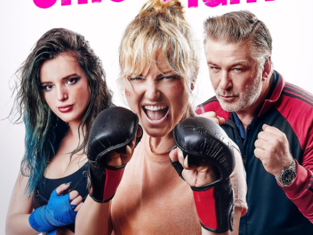 CHECK OUT THE NEW TRAILER FOR 'CHICK FIGHT', COMING TO DIGITAL & ON DEMAND NOVEMBER 13
