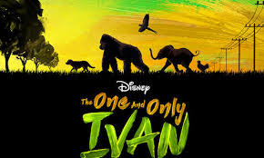 """CHECK OUT THE NEW TRAILER FOR """"THE ONE AND ONLY IVAN"""", COMING TO DISNEY+ AUGUST 14th!"""