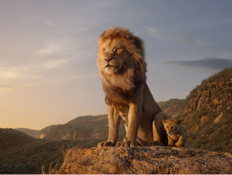 The brand-new trailer for Disney's THE LION KING has arrived, marking 100 days till release.