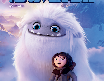 THIS HOLIDAY SEASON COZY UP WITH EVERYONE'S FAVORITE YETI, ABOMINABLE COMING THIS DECEMBER!