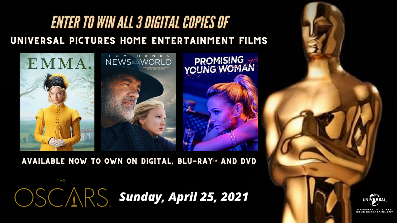 "Contest ""UNIVERSAL OSCARS DIGITAL COPIES"""