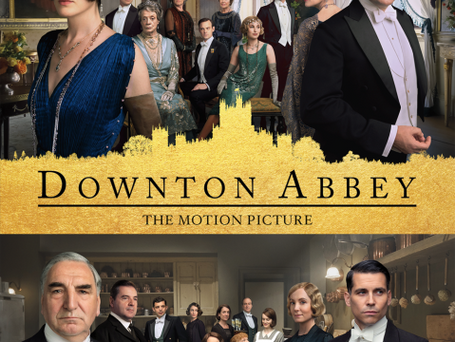 'DOWNTON ABBEY' MOVIE DIGITAL AND BLU-RAY RELEASE DATE DETAILS, BONUS FEATURES REVEALED!