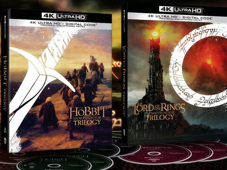"""SEAN ASTIN ANNOUNCES """"LORD OF THE RINGS' & 'THE HOBBIT' FILMS COMING TO 4K ULTRA HD BLU-RAY™"""