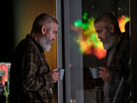 FIRST POSTER + TRAILER FOR NETFLIX'S SCI-FI THRILLER 'THE MIDNIGHT SKY' STARRING GEORGE CLOONEY