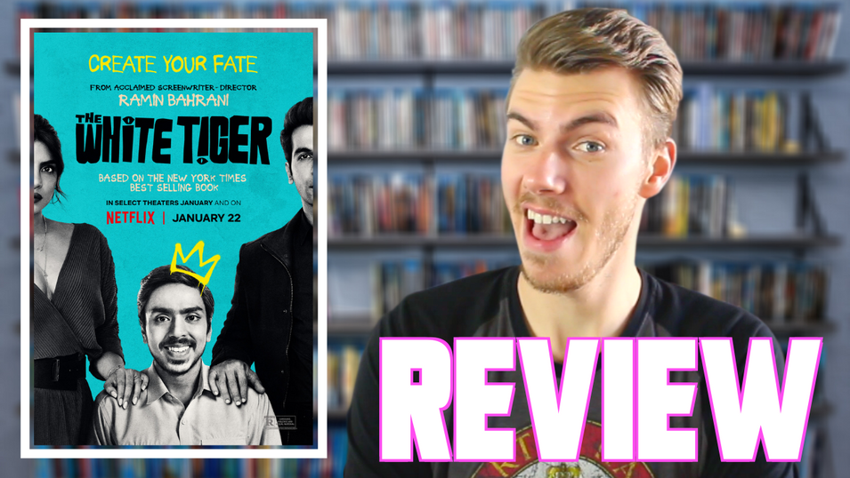 "Review ""THE WHITE TIGER"""