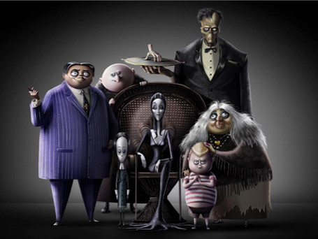 THE ADDAMS FAMILY 2 IS IN THE WORKS FROM MGM, RELEASING IN 2021!