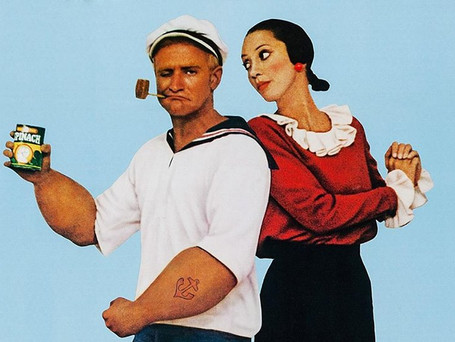 'POPEYE' ARRIVES FOR THE FIRST TIME EVER ON BLU-RAY™ THIS DECEMBER!