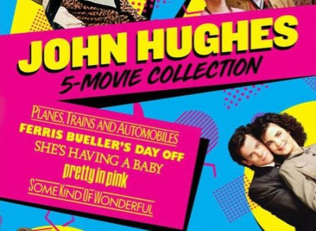 FIVE JOHN HUGHES FAVORITES ARRIVE IN ONE MUST-OWN BLU-RAY™ COLLECTION THIS FEBRUARY!
