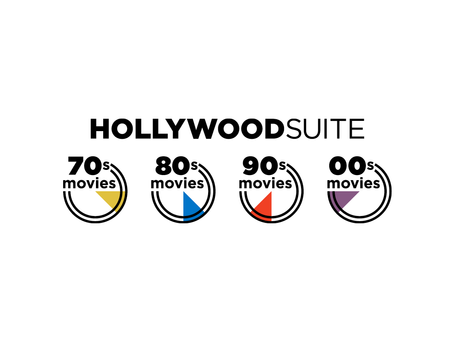 HOLLYWOOD SUITE PROGRAMMING HIGHLIGHTS JULY 2020