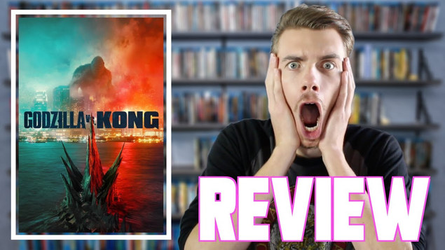 "Review ""GODZILLA VS KONG"""