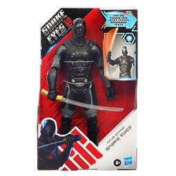 Snake Eyes G.I. Joe Origins - HASBRO Ninja Strike Snake Eyes Collectible 12-Inch Scale Fig