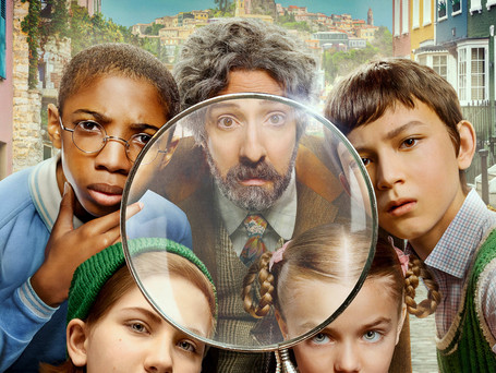 """DISCOVER THE MAGICAL WORLD OF THE DISNEY+ ORIGINAL SERIES """"THE MYSTERIOUS BENEDICT SOCIETY"""""""