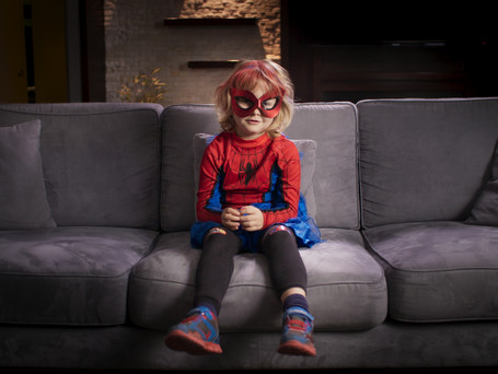 A selfless cancer patient with a desire to help others.  SPIDERMABLE: A REAL LIFE SUPERHERO STORY!