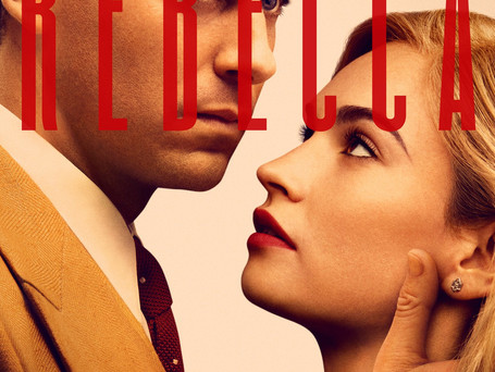 NETFLIX BRINGS US A TRAILER FOR 'REBECCA', STARRING ARMIE HAMMER & LILY JAMES!
