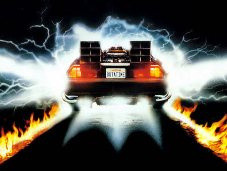 """THE ULTIMATE TRILOGY """"BACK TO THE FUTURE"""" IS COMING TO 4K ULTRA HD!"""