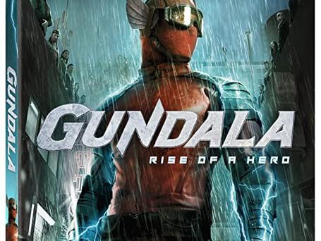 "WELL GO ENTERTAINMENT BRINGS ""GUNDALA: RISE OF A HERO""!"