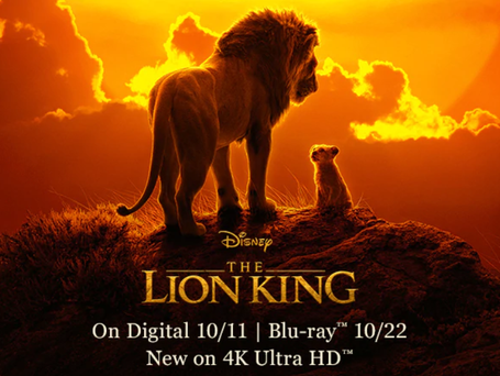 """THE GLOBAL PHENOMENON COMES TO LIFE LIKE NEVER BEFORE IN DISNEY'S """"THE LION KING""""!"""