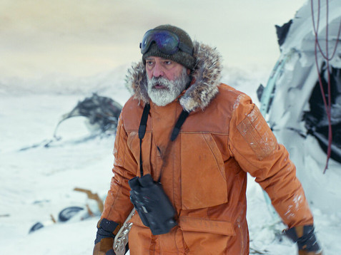 CHECK OUT THE NEW TRAILER FOR GEORGE CLOONEY'S 'THE MIDNIGHT SKY' ARRIVING ON NETFLIX DECEMBER 23