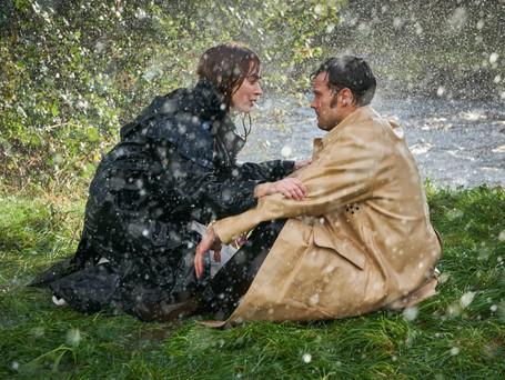 FIRST LOOK:  EMILY BLUNT & JAMIE DORNAN STAR IN 'WILD MOUNTAIN THYME'