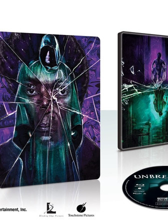 """BRING HOME THE """"UNBREAKABLE"""" ULTIMATE COLLECTOR'S EDITION"""