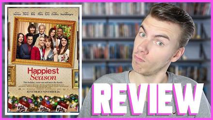 "Review - ""HAPPIEST SEASON"""